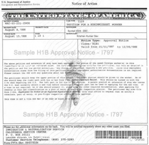 i-797 approval notice and everything you need to know