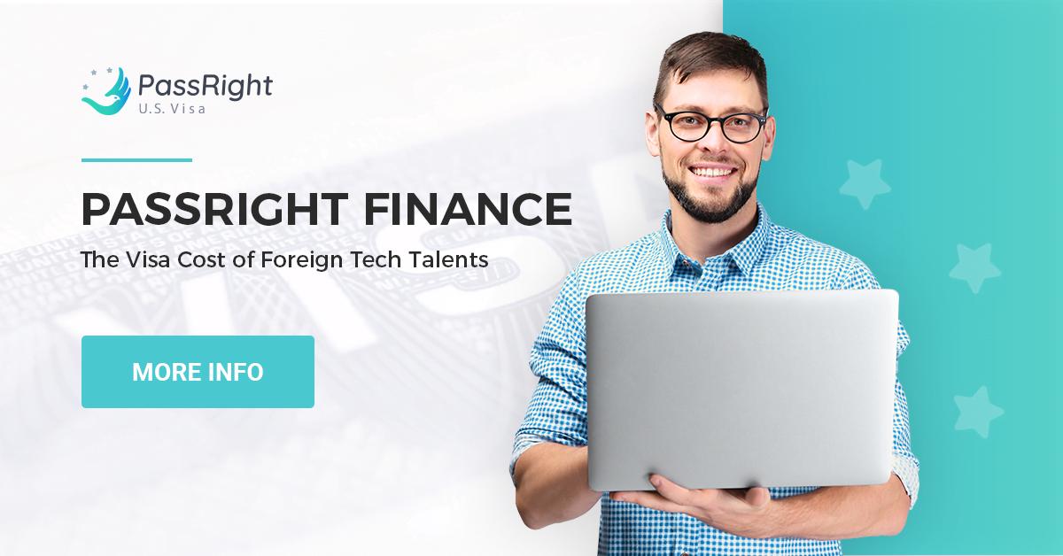 PassRight ќе ви ја плати работната виза O-1.