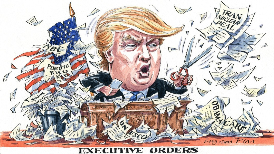 immigration executive orders