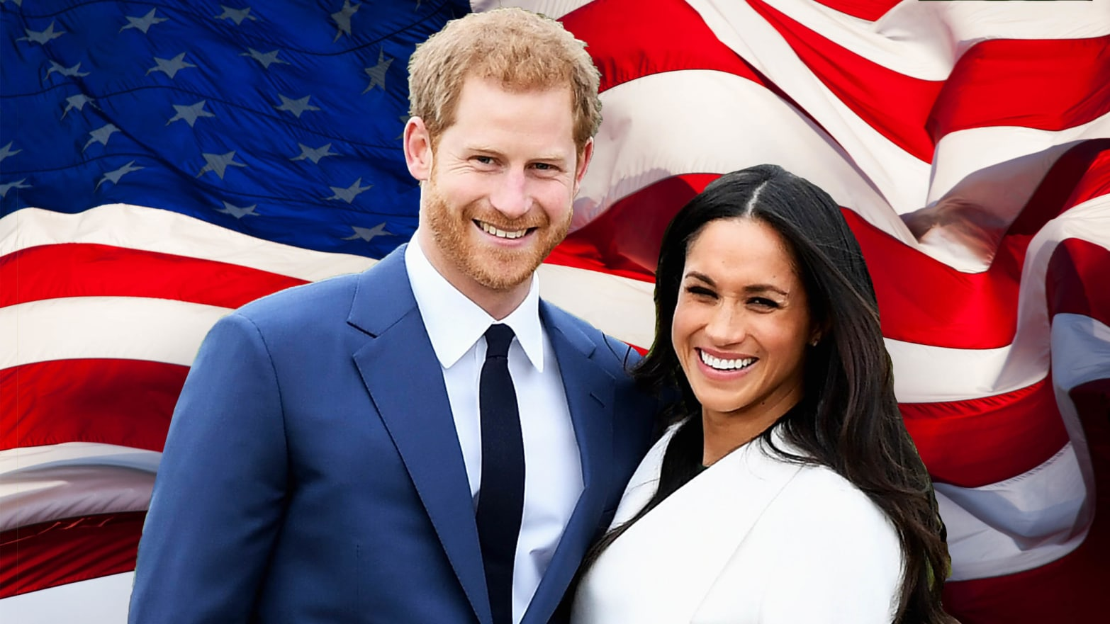 Prince Harry with wife