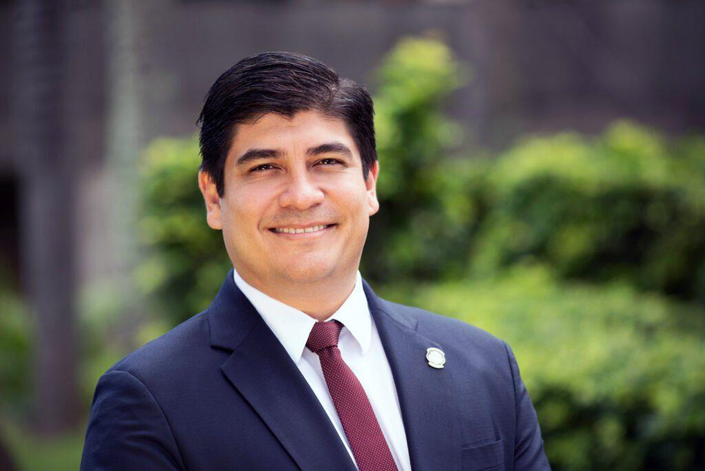 president of costa rica