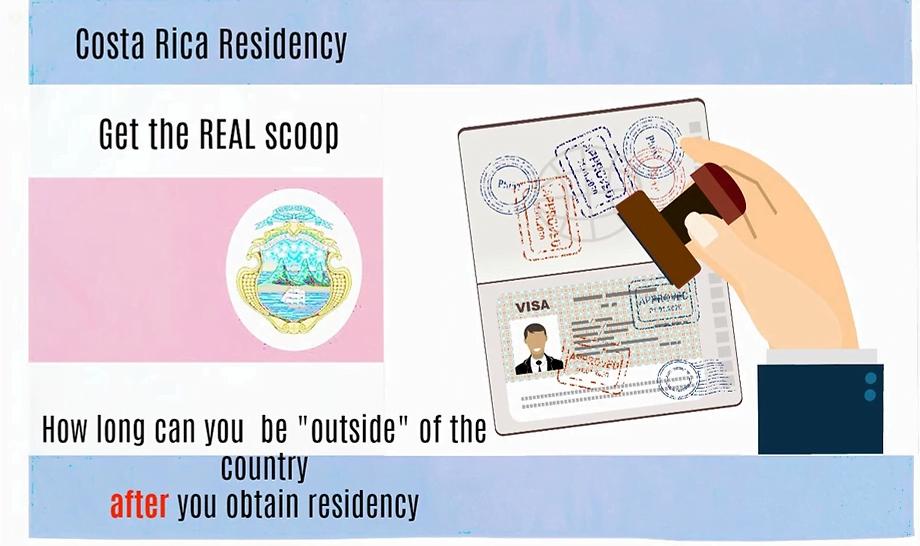 costa rica residency