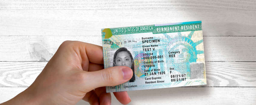 green card options